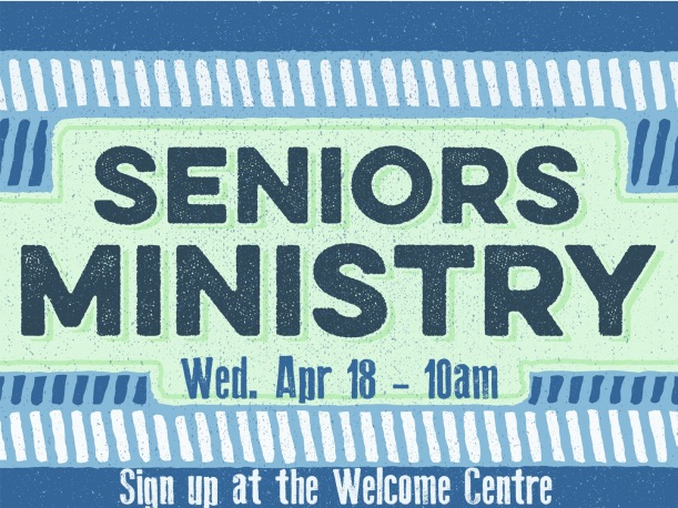 Senior's Event